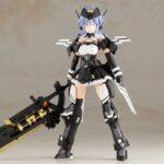 Frame Arms Girl Plastic Model Kit Shiki Rokkaku 15 cm b