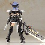 Frame Arms Girl Plastic Model Kit Shiki Rokkaku 15 cm c