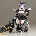 Frame Arms Girl Plastic Model Kit Shiki Rokkaku 15 cm g
