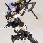 Frame Arms Girl Plastic Model Kit Shiki Rokkaku 15 cm h