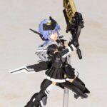 Frame Arms Girl Plastic Model Kit Shiki Rokkaku 15 cm i