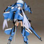 Frame Arms Girl Plastic Model Kit Stylet XF-3 18 cm c