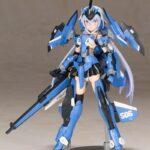 Frame Arms Girl Plastic Model Kit Stylet XF-3 18 cm d