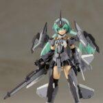 Frame Arms Girl Plastic Model Kit Stylet XF-3 Low Vicibility Ver. 8 cm b