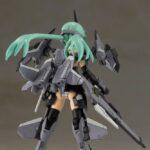Frame Arms Girl Plastic Model Kit Stylet XF-3 Low Vicibility Ver. 8 cm c