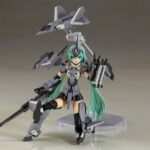 Frame Arms Girl Plastic Model Kit Stylet XF-3 Low Vicibility Ver. 8 cm f