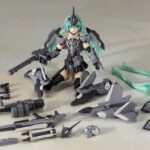 Frame Arms Girl Plastic Model Kit Stylet XF-3 Low Vicibility Ver. 8 cm g