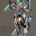 Frame Arms Girl Plastic Model Kit Stylet XF-3 Low Vicibility Ver. 8 cm h
