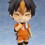 Haikyu!! Nendoroid Action Figure Yu Nishinoya 10 cm e