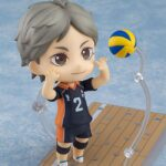 Haikyu!! Third Season Nendoroid Action Figure Koushi Sugawara 10 cm c