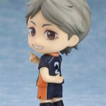 Haikyu!! Third Season Nendoroid Action Figure Koushi Sugawara 10 cm f