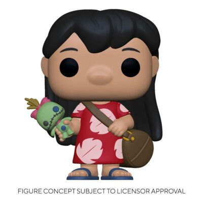 Lilo with Scrump Vinyl Figure