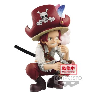Grandline Children Shanks Figure