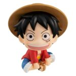 One Piece Look Up PVC Statue Monkey D. Luffy 11 cm c