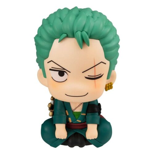 Roronoa Zoro Look Up Figure