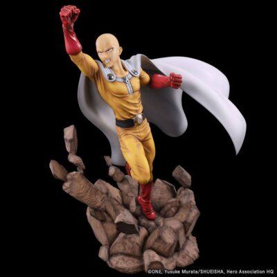 One-Punch Man Saitama 1/7 Statue