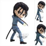 Rurouni Kenshin Q Posket Mini Figure Hajime Saito Ver. A 15 cm
