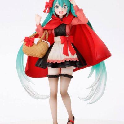 Hatsune Miku Little Red Riding Hood