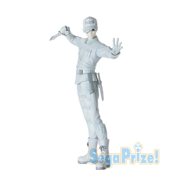 White Blood Cell PM Figure