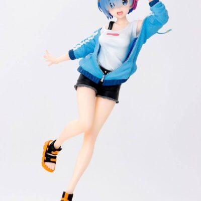 Rem Sporty Summer Figure