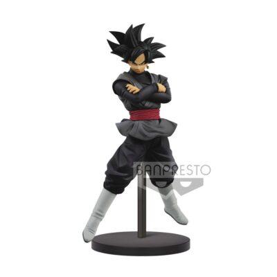 Chosenshiretsuden Goku Black Figure