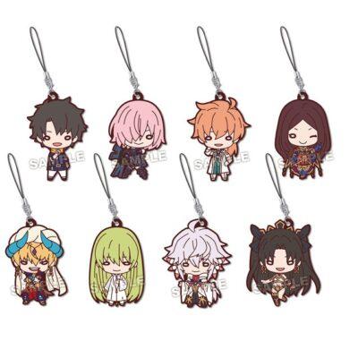 Fate/Grand Order Nitotan Rubber Mascot