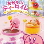 Kirby Okashina Tea Time b