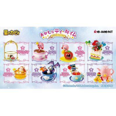 Kirby Okashina Tea Time