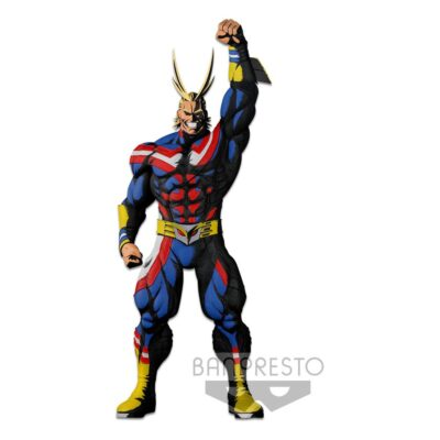 All Might Two Dimensions Statue