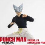 One Punch Man FigZero Action Figure Garou 30 cm k