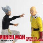 One Punch Man FigZero Action Figure Garou 30 cm l