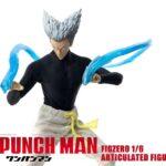 One Punch Man FigZero Action Figure Garou 30 cm q