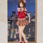 The Idolmaster Cinderella Girls PVC Statue Miku Maekawa Off Stage Bonus Edition 23 cm c