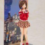 The Idolmaster Cinderella Girls PVC Statue Miku Maekawa Off Stage Bonus Edition 23 cm e