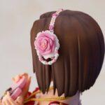 The Idolmaster Cinderella Girls PVC Statue Miku Maekawa Off Stage Bonus Edition 23 cm g