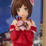The Idolmaster Cinderella Girls PVC Statue Miku Maekawa Off Stage Bonus Edition 23 cm h