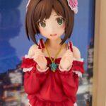 The Idolmaster Cinderella Girls PVC Statue Miku Maekawa Off Stage Bonus Edition 23 cm i