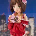 The Idolmaster Cinderella Girls PVC Statue Miku Maekawa Off Stage Bonus Edition 23 cm j