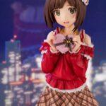 The Idolmaster Cinderella Girls PVC Statue Miku Maekawa Off Stage Bonus Edition 23 cm k