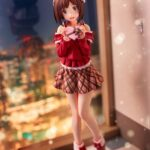 The Idolmaster Cinderella Girls PVC Statue Miku Maekawa Off Stage Bonus Edition 23 cm l