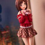 The Idolmaster Cinderella Girls PVC Statue Miku Maekawa Off Stage Bonus Edition 23 cm n