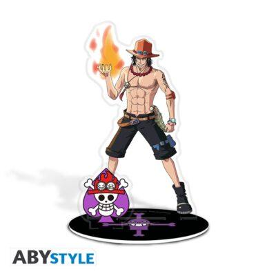 One Piece Acrylic Portgas D. Ace