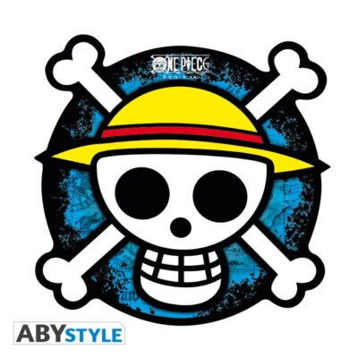 One Piece Mouse Pad Skull