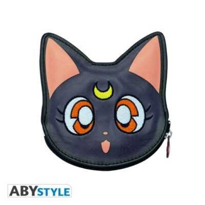 Sailor Moon Coin purse Luna and Artemis