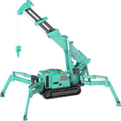 Moderoid Maeda Seisakusho Spider Crane