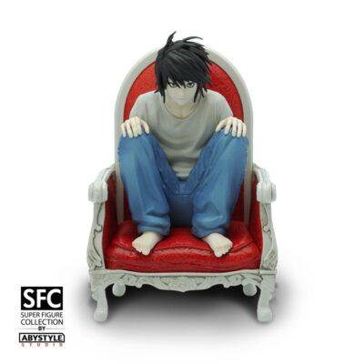 Death Note L Figure