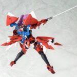 Alice Gear Aegis Plastic Model Kit Ayaka Ichijo (Ei-shun) 15 cm c
