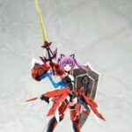 Alice Gear Aegis Plastic Model Kit Ayaka Ichijo (Ei-shun) 15 cm h