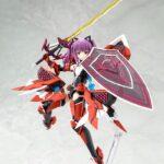 Alice Gear Aegis Plastic Model Kit Ayaka Ichijo (Ei-shun) 15 cm i
