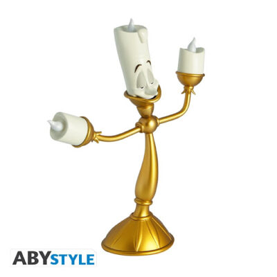 Beauty and the Beast Lamp Lumière